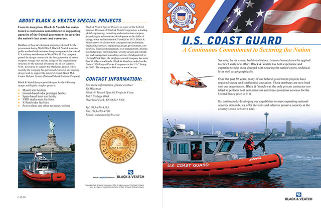 U.S. Coast Guard Brochure